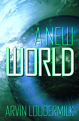 The A NEW WORLD book cover